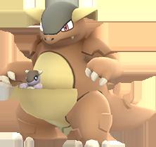Kangourex - Pokemon mega kangourex ...