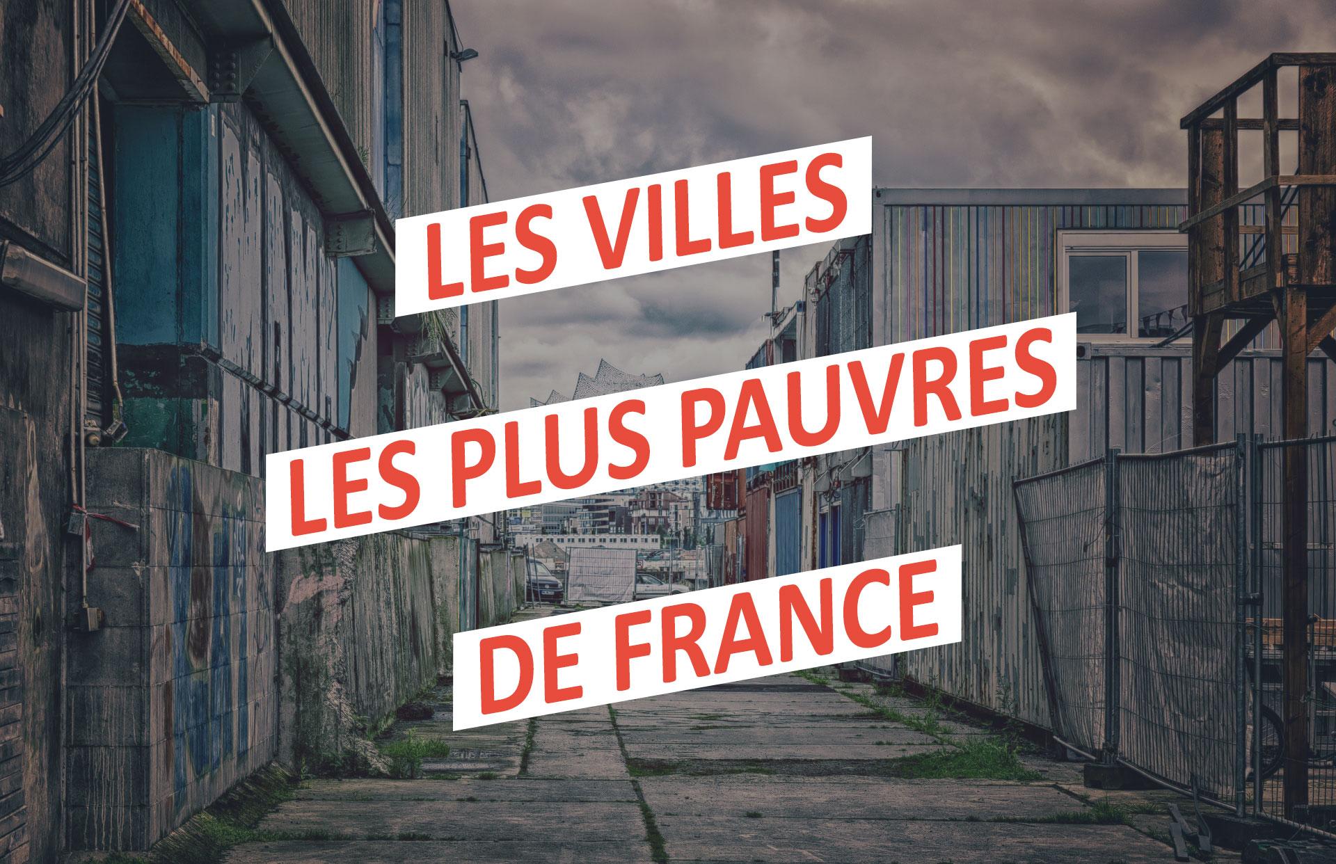 Les Villes Les Plus Pauvres De France Page 4